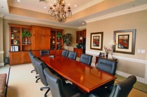 Hospice Board Room
