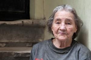 Impoverished Senior