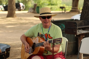 Music under the oaks